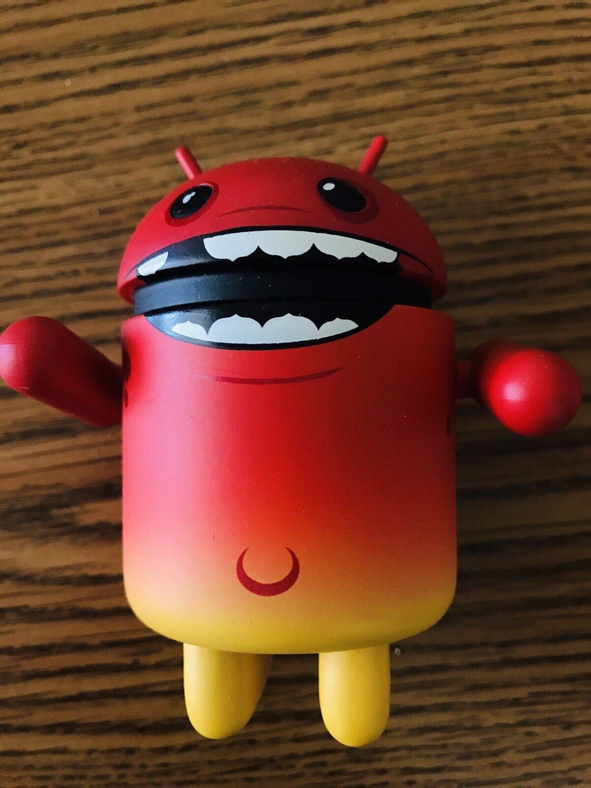 Envío 100% gratuito Súper Rara Rara Rara Figura De Android Mini Coleccionable Serie 1  llama  Andrew Bell  hasta un 60% de descuento