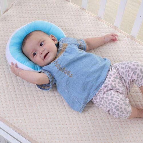 Kakiblin Baby Pillow Anti Flat Head Syndrome Ultra Soft Memory Mawata Brand New