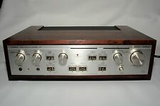 LUXMAN L-480 Integrated Amplifier Rare w/MC Cartridge Head Amp 70 watts per side