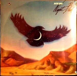 Sealed-JACKIE-KING-WILLIE-NELSON-034-NIGHT-BIRD-034-COLUMBIA-1986
