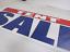 TENT SALE Banner Sign NEW 2X5 RW/&B