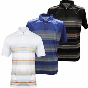 ISLAND-GREEN-CONCEALED-PLACKET-STRIPE-PERFORMANCE-MENS-GOLF-POLO-SHIRT