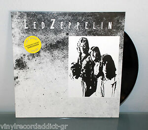 Led Zeppelin Live In Vancouver Canada 1970 Vinyl Record