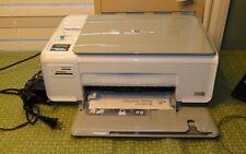 HP Photosmart C4280 All-In-One Inkjet Printer