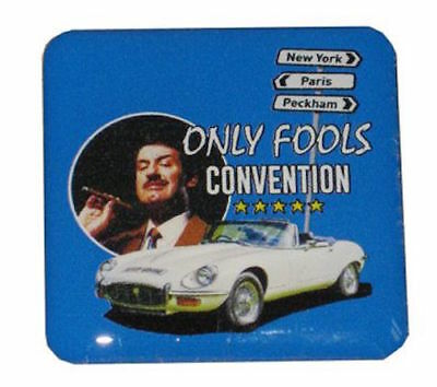 Only Fools and Horses Convention Enamel Pin Badge Top Quality