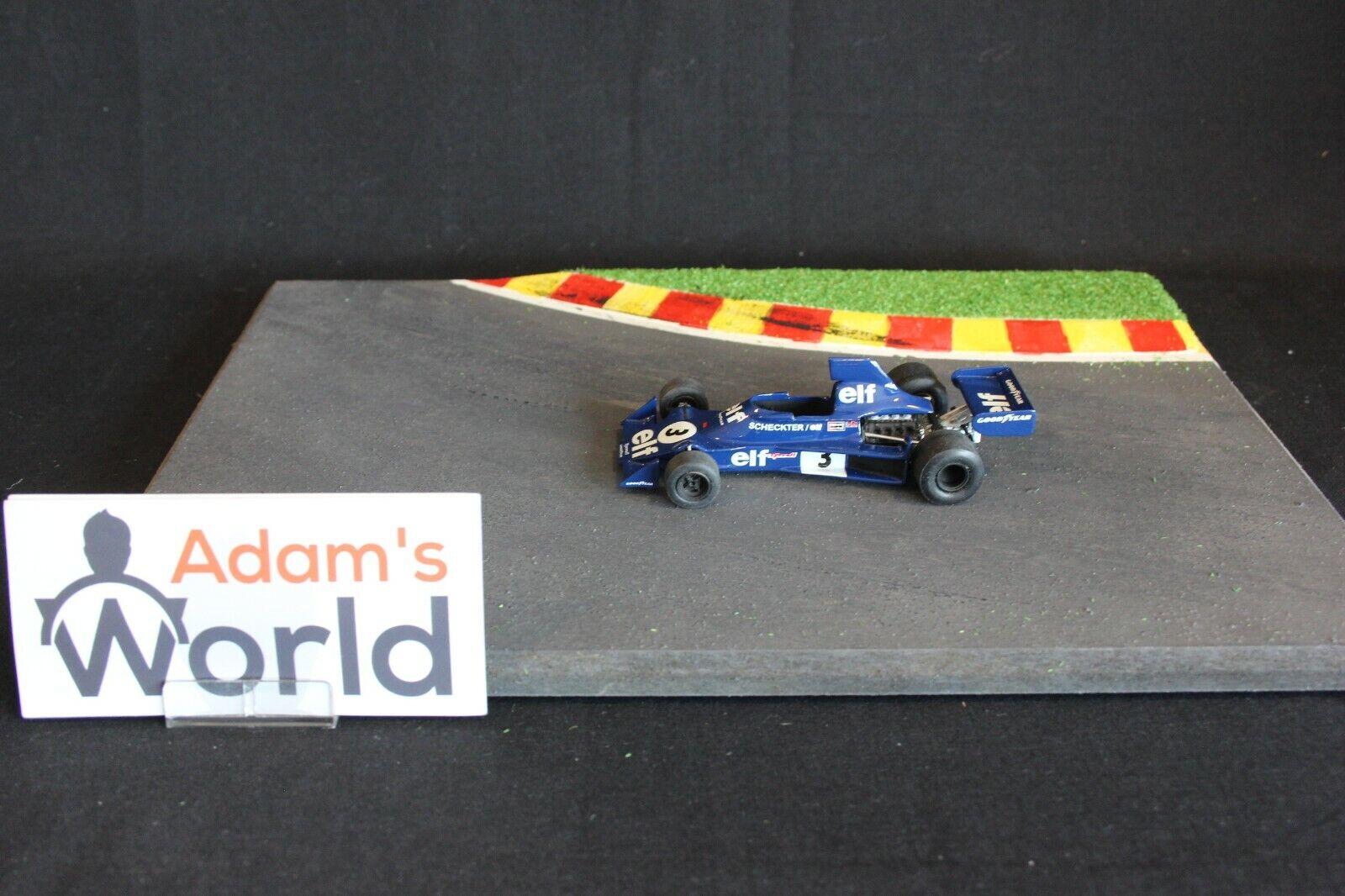 Tenariv Tyrrell Ford 007 1976 1 43  3 Jody Scheckter (RSA) (KL)