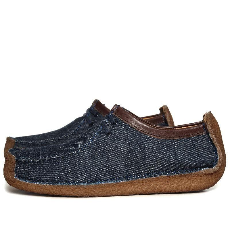 Clarks Originals ** Natalie Indigo Light Shoe **    UK 6.5,7,7.5,8,8.5,9,11,12 G 670de4