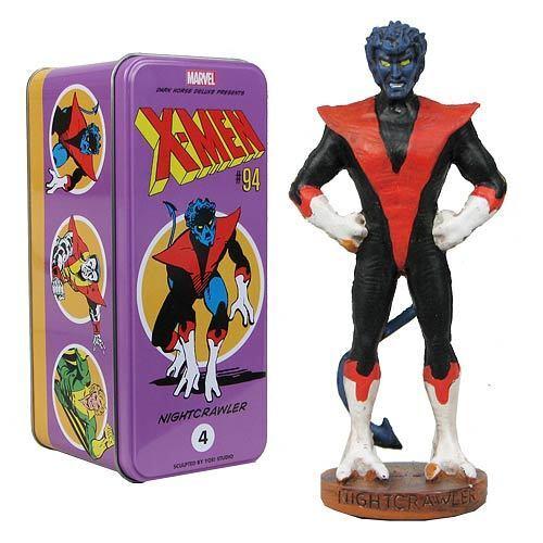 Dark Horse Deluxe Marvel  4 Classic Character X-Men 94 Nightcrawler Statue