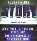 Story CD: Style, Structure, Substance, and the Principles of Screenwriting von Robert McKee (2006)