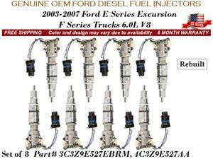 2003-2007 Ford PowerStroke 6.0L Diesel Fuel Injector Units