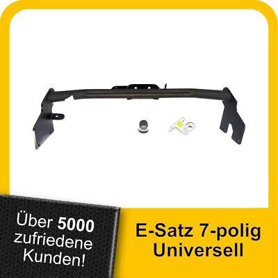 Anhängerkupplung starr+ES 7p uni Renault Trafic Kasten//Minibus 01-14 Kpl AHK