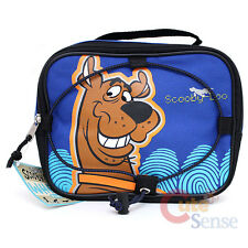 ScoobyDoo School Lunch Bag Scooby Doo Insulated  Snack Food Box