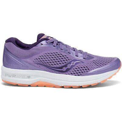 Saucony Scarpe Running Donna Clarion (S20447 37) Purple Peach | eBay