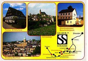 Silberstrasse-Ansichtskarte