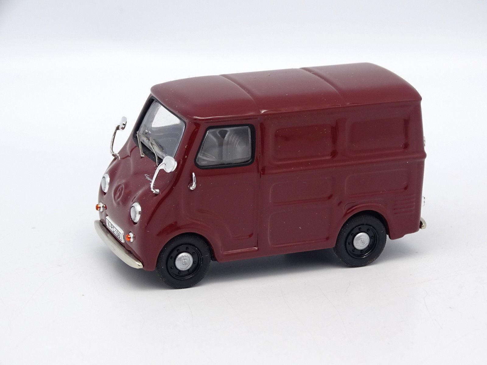 Premium SB 1 43 - Goggomobil TL250 TL250 TL250 Red 6f6946