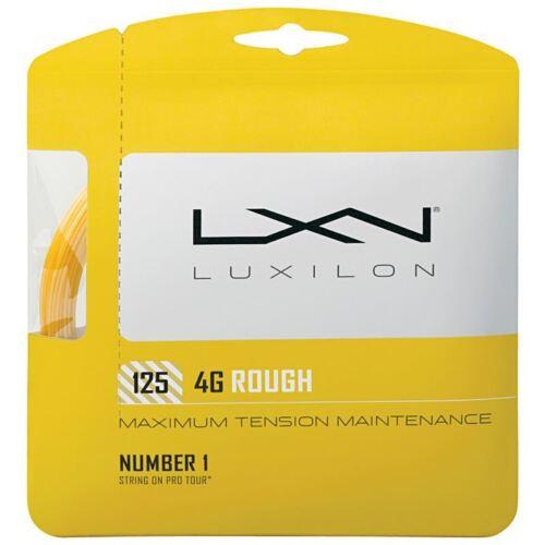 Luxilon 4G Rough Tennis String