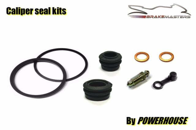 Yamaha XT 600 Z Tenere 1986 1987 front brake caliper seal repair kit set