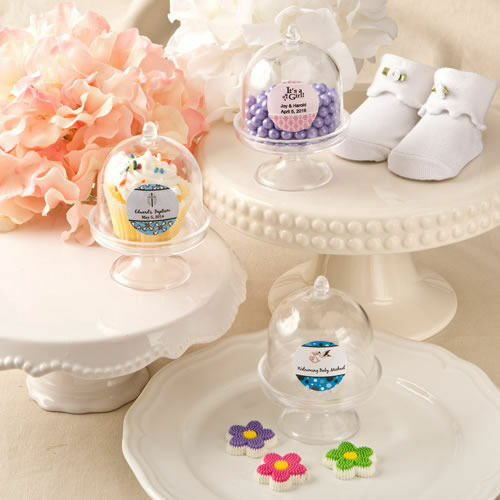 50-200 Personnalisé Taille Moyenne Gateau Stand Mini Cupcake Holder Baby Shower Party