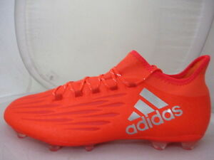 Uk 2 Eur 10 Uomo 5 Firm Scarpe X calcio 2 44 10 3 3264 Ground da Us adidas 16 w6xqzxFgX