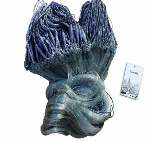 Fishing Gill Net Fish Tackle Monofilament Large Mesh Outdoor Fishnet Accessories
