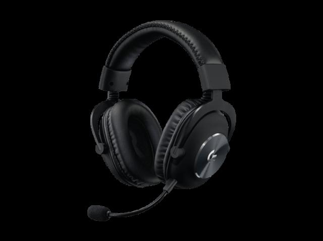 LOGITECH G PRO X, Over-ear Gaming Headset Schwarz