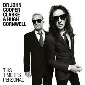 Dr-John-Cooper-Clarke-amp-Hugh-Cornwell-This-Time-It-039-s-Personal-Vinyl-LP-NEW