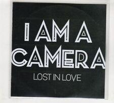 (HD187) I Am Camera, Lost In Love - DJ CD