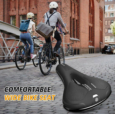EC90 Carbon Fiber Cycling Bike Saddle Matte Widen Comfort MTB Road Bike Seat