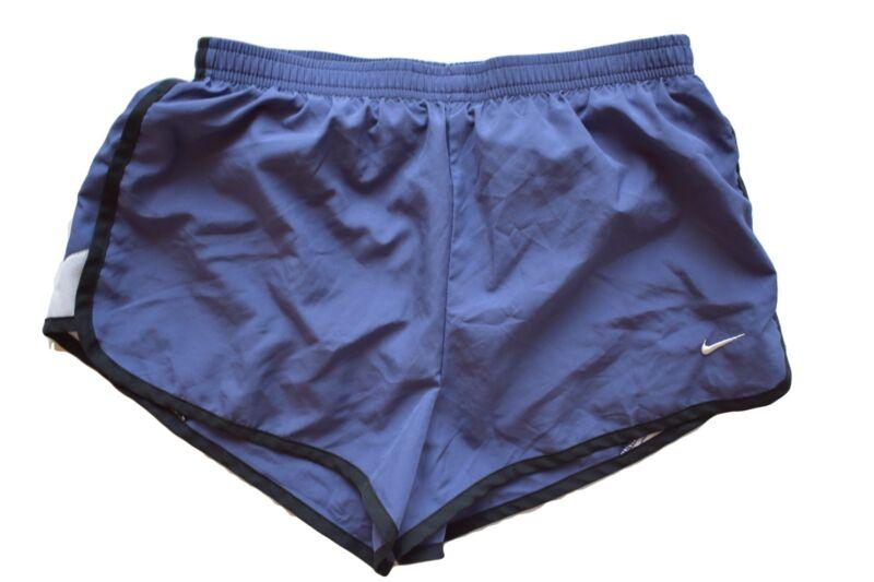 Nike Womens Running Shorts Small Purple Lined Draw String Waist Athleisure