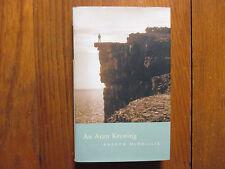 "ANDREW  McNEILLIE  Signed Book(""AN  ARAN  KEENING""--2001 First Edition Hardback)"