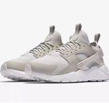item 2 Nike Air Huarache Men Size 8 Run Ultra Breathe Shoes Pale Grey White  833147 002 -Nike Air Huarache Men Size 8 Run Ultra Breathe Shoes Pale Grey  White ... 40b2bdfb9a