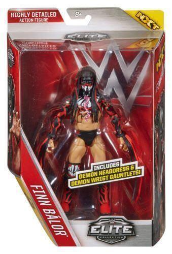 WWE MATTEL ELITE SERIES 41 DEMON FINN BALOR WRESTLING FIGURE NETWORK