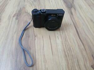 Panasonic LUMIX TZ202 Kompaktkamera - Schwarz