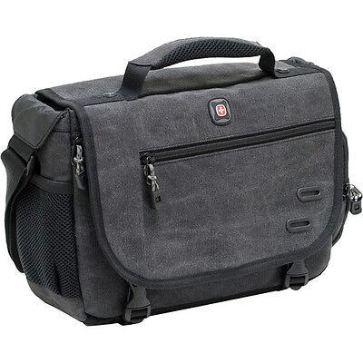 SwissGear Zinc DSLR Camera Messenger Bag