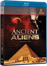 Ancient Aliens: Season One (Blu-ray Disc, 2010, 3-Disc Set)