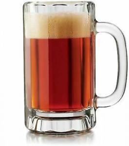 Glass-Beer-Mugs-16-Oz-Stemware-Barwares-Accessories-Home-Decorative-Set-Of-4