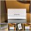NWT-Michael-Kors-Large-Ciara-tote-handbag-leather-wallet-Bright-white-amp-grey thumbnail 19