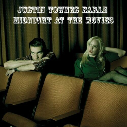 1 of 1 - Justin Townes Earle - Midnight at the Movies [New CD]