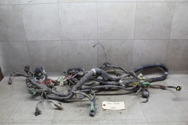 2007 Honda Foreman 500 Es Eps Oem Main Engine Wiring