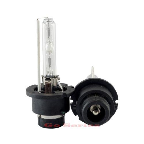 D2S D2C 5000K Crystal White HID Xenon Headlight Light Bulbs fit V50 05-07