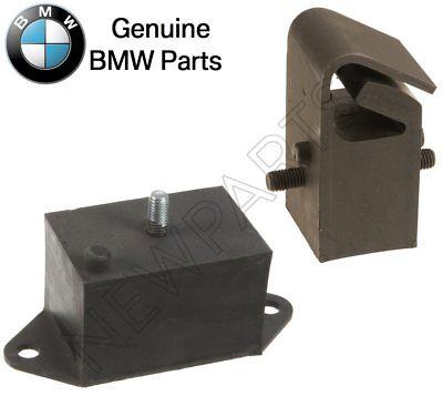 For BMW Pair Set Of Driver Left /& Passenger Right Engine Mounts Genuine Custom