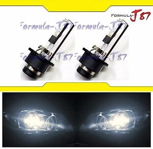 Cnlight-HID-Xenon-D4R-Two-Bulbs-Head-Light-5000K-White-Low-Beam-Replacement-OE
