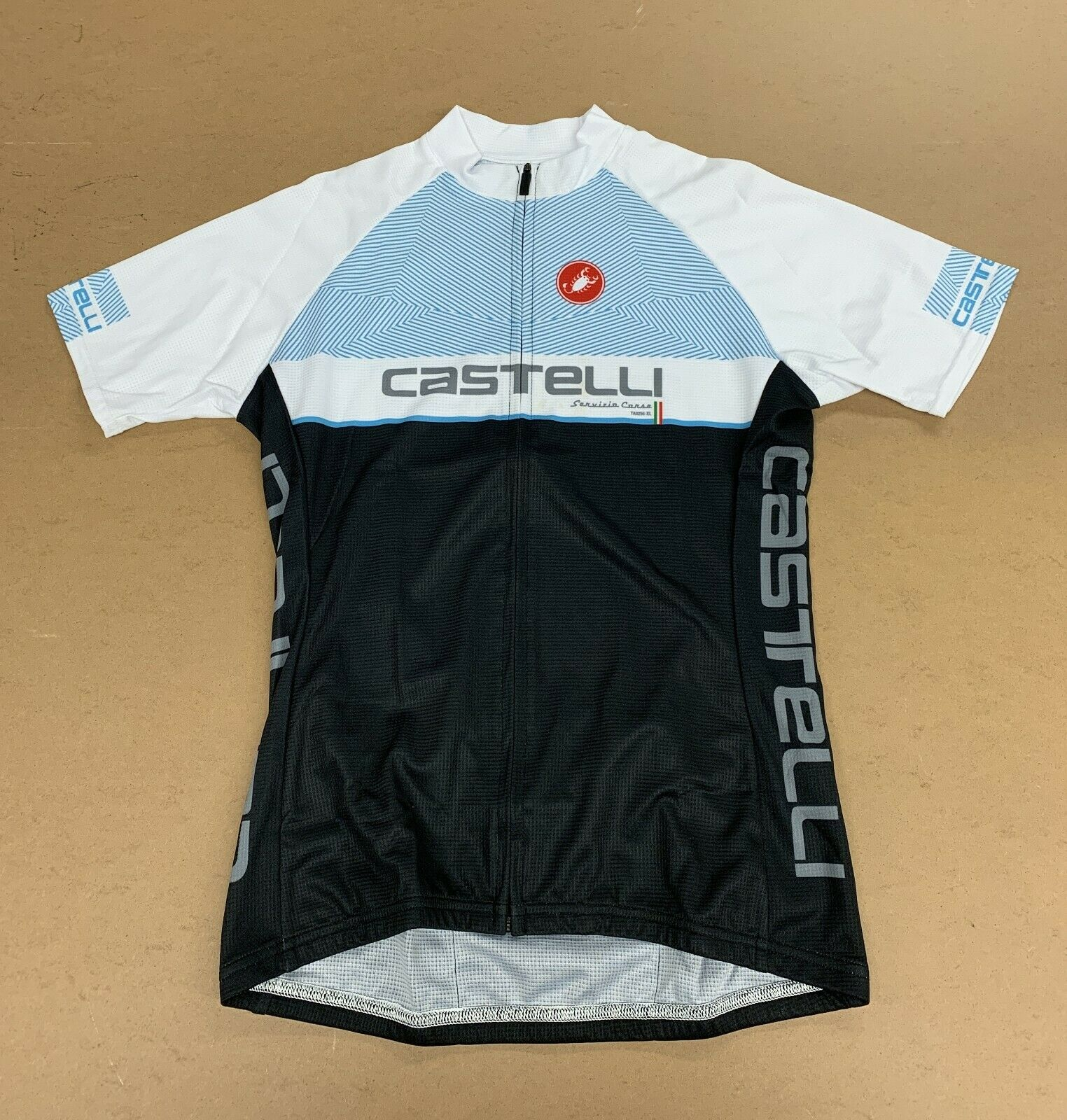 Castelli  Women's Team Jersey Size L  fitness retailer