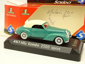 Solido-1-43-Alfa-Romeo-2500-Sport-Verte