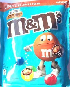 400g-M-amp-M-M-amp-Ms-Salted-Caramel-Limited-Edition-Maxi-Pack-Schokolade-Geschenk-Neu