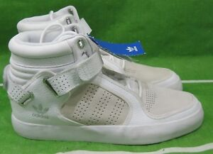new products a443a 419e8 Image is loading ADIDAS-ORIGINAL-ADI-RISE-MID-G20516-WHITE-TAN-