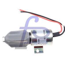 Fuel Solenoid 1753ES 24V for Woodward 1753ES-24E6ULB1S1 for Kubota Diesel Engine