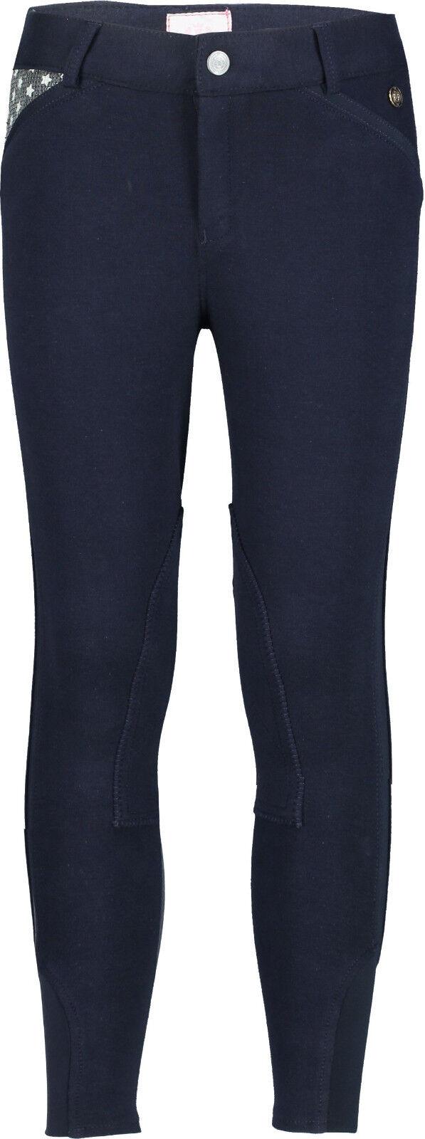 Imperial equitazione ragazzaMONTALA Pantaloni estrella edizione STeARD GUARNIZIONE in pieno paillettenbes.