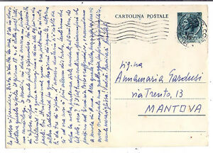 C-P-lire-20-Linea-continua-Filagrano-C153-per-Mantova-nel-1953