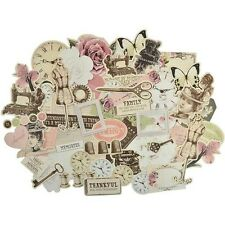 Kaisercraft Mademoiselle Collectables Cardstock Die-Cuts - 303698